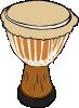 Djambe_Drum_clip_art_small