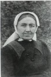 Mijn overgrootmoeder Elizabeth Mekking (1856-1922)